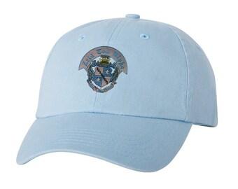 Zeta Tau Alpha Crest Hat