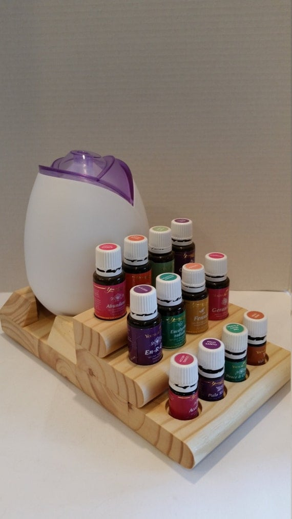 New Essential Oil Stand And Diffuser Display Starter