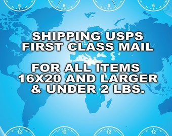Shipping USPS First Class