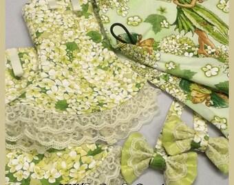 Custom Lucy's Garden accessories