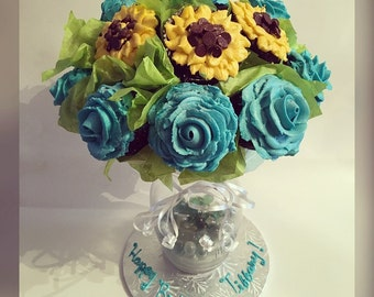 Cupcake Bouquets *pick up ONLY!!!!