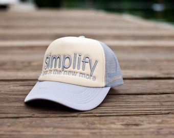 Simplify Less is the New More