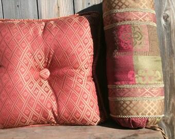 Two Beautiful Decorative Pillows