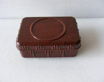 Bakelite box Etsy