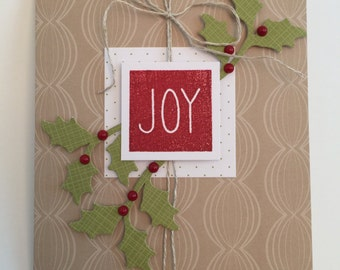 Christmas Card 2 pack