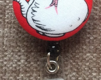 Retractable Name Badge Holder