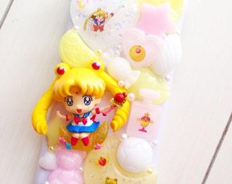 SALE- Sailor Moon iPhone6/6s Case
