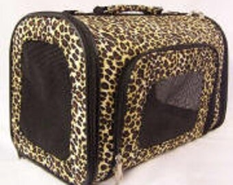 25% OFF SALE-Best Pet Travel Carriers. Pet Totes-Cat Carriers and Dog Carriers. Safe-comfortable-soft- washable-durable-canvas. Great Deal.