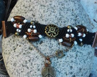 African style bracelet
