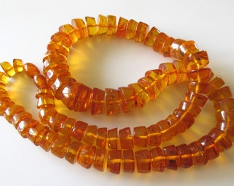 """Natural Rare Amber Jewelry, Amber Beads, Amber Necklace Adult, 10mm To 18mm Beads, 25"""" Strand, SKU-2910"""