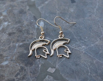 Michigan State Spartans Earrings