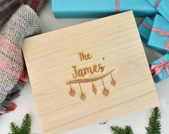 """Shop """"personalised christmas decorations"""" in Storage & Organization"""