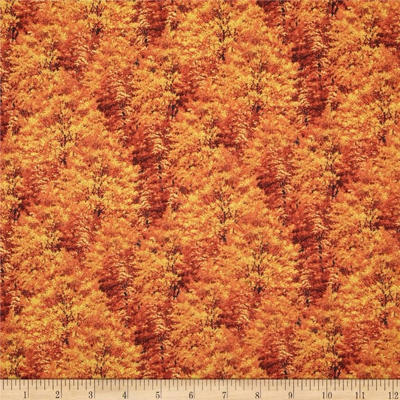 bringing in the harvest fall leaves wilmington fabrics by the yard from bostonfabricstash on. Black Bedroom Furniture Sets. Home Design Ideas