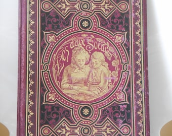 Vintage rare book - The two sisters