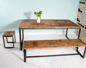 Accessories | Set | Combination of Table Maastricht & Bank BOXI