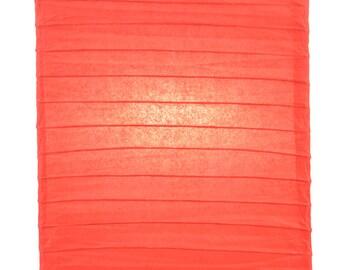 Red Hako Paper Lantern - 8HKO-RD