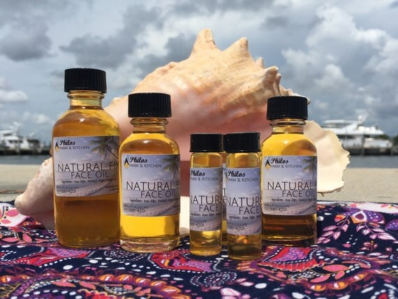 Natural Fix Face Oil