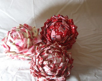 Valentine's Decorative Balls