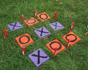 Yard Tic-Tac-Toe