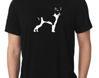 Rat Terrier T-Shirt rattie T971