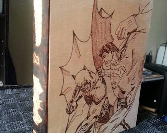 Batman Vs Superman comic book box
