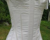 Regency Corset 1800-1820 S-M