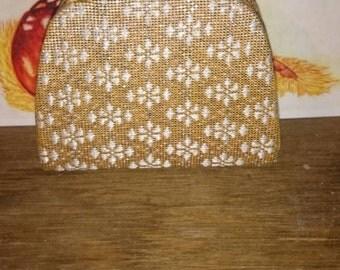VINTAGE coin purse//beautiful retro coin purse