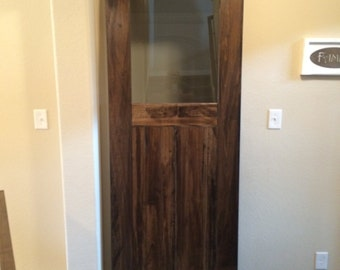 Barn Door - Solid Wood -You Choose Your Size