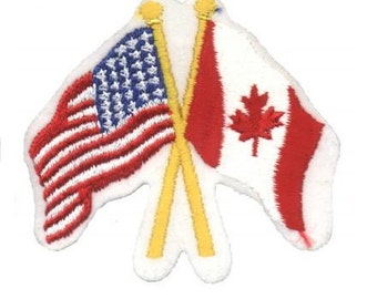 Canada and USA Patch