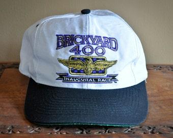 Vintage Racing Baseball Cap