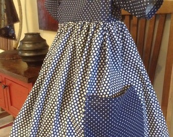 The Polka-dots and Pockets Dress