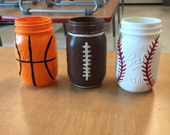 Sport Mason jars