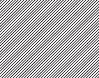 Black Diagonal Lined Cardstock Paper