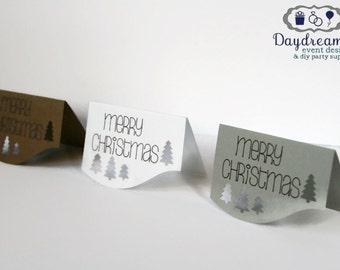 Christmas Gift Tag - set/10