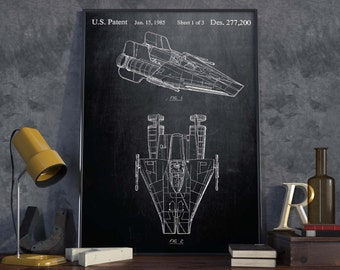 Spacecraft Poster| Spacecrafts| Spaceships| NASA| NASA Posters| Space Tech| Spacecraft Art| Astronauts| Space Travel| Nasa Patents| HPH067