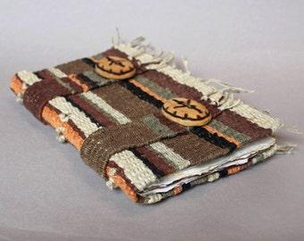 Autumn Journal - Hemp and Wood