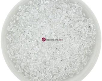 24 Crystal (2.5mm) Swarovski Crystal 5328 XILION Bicones
