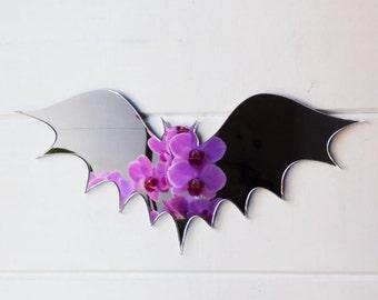 Flying Bat Acrylic Mirror