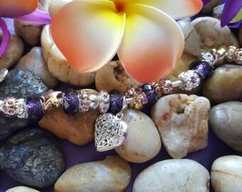 Charm bracelet 925 sterling silver bracelet pandora