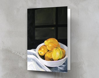 Greeting Card - Di's Quinces