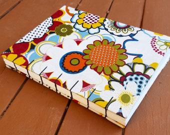 Graphic Floral Sketchbook