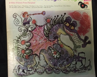 Puff The Magic Dragon & Other Friends From Fairyland Record