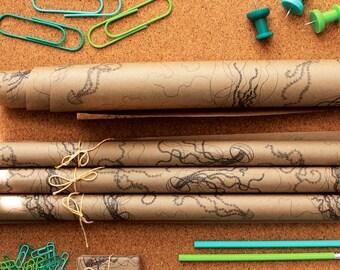 Gift Wrap: 'Jolly Jellies'