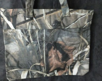 Camo water proof purse