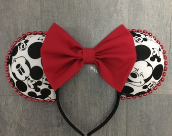 Mickey faces ears