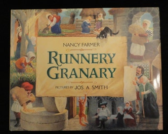 Runnery Granary // First Edition // Hardcover w DJ //  1996  // Mint Condition
