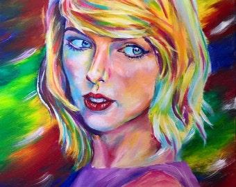 Taylor Swift 16x20 Print