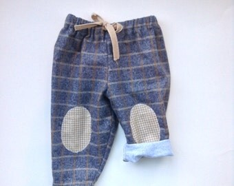 Baby Trousers PDF Pattern