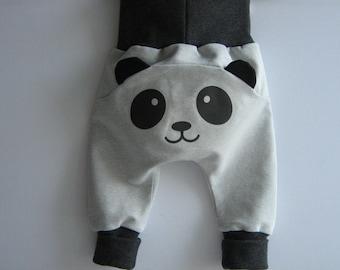 Baby hipster harem pants jump in pants unisex Aladdin Mitwachsen pants toddler jogging drop crotch pants