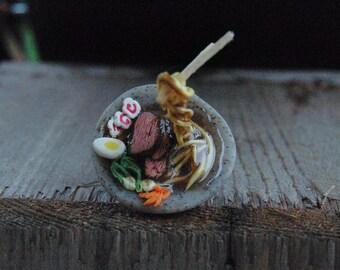 Miniature Noodle Bowl / Udon Bowl